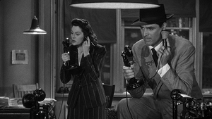 Words in Edgewise: Dialogue in His Girl Friday