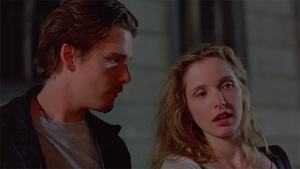 Transitory Figures: One Scene from Before Sunrise