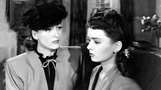 Mother Love: Molly Haskell and Robert Polito on Mildred Pierce