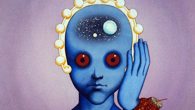 Out of This World: Dash Shaw on Fantastic Planet