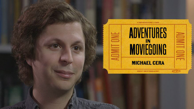 Adventures in Moviegoing with Michael Cera