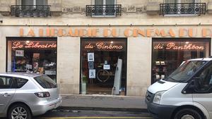 Destination Paris: A Trip to the Librairie du Cinéma du Panthéon