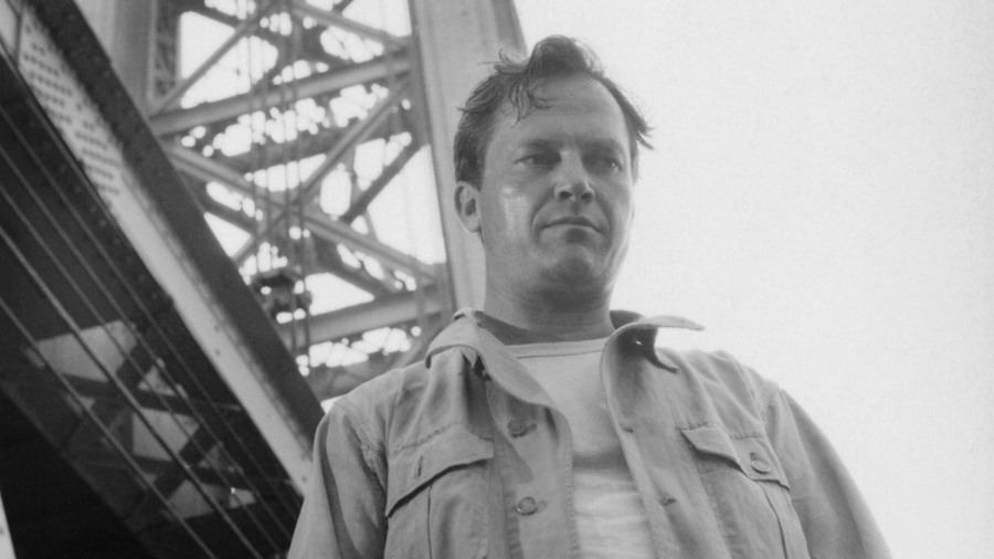 Beauty and the Beast: Ralph Meeker in Something Wild