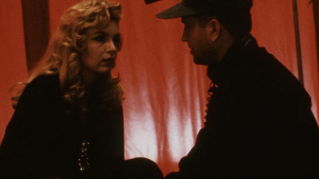 Surrendering Logic in Twin Peaks: Fire Walk with Me