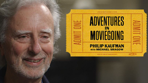 Adventures in Moviegoing with Philip Kaufman