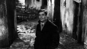 Visconti and Mastroianni in Paris
