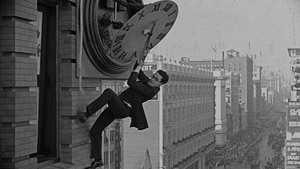 100 Years of Harold Lloyd's Glasses Character