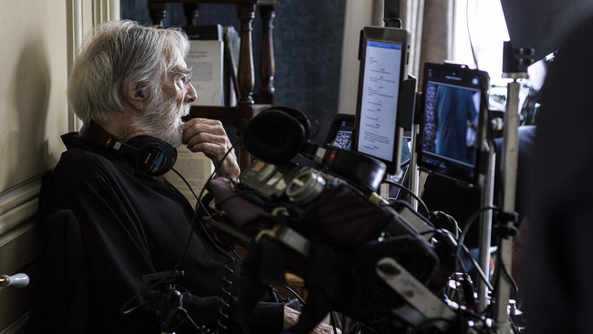 The Author's Signature: A Conversation with Michael Haneke