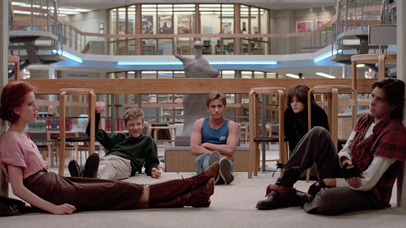 The Breakfast Club: Smells Like Teen Realness