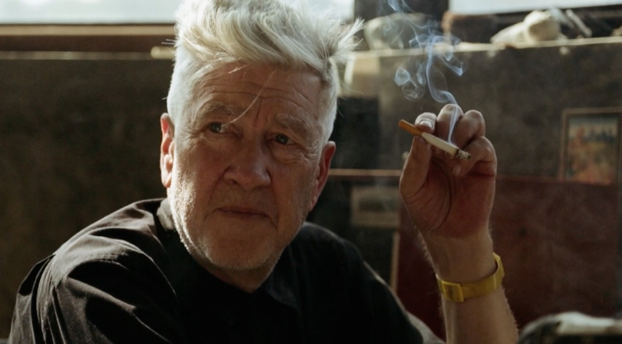 Watch the Trailer for David Lynch: The Art Life