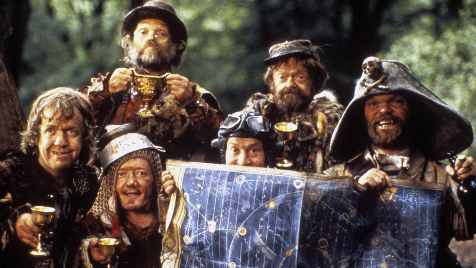 Janus Films to put TIME BANDITS back in theaters!