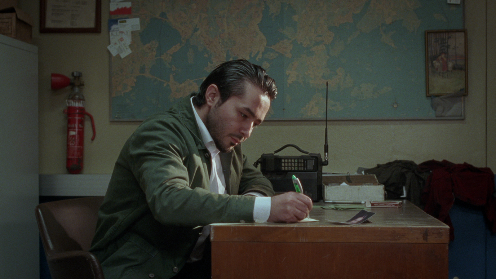 Watch the New Trailer for Aki Kaurismäki's The Other Side of Hope