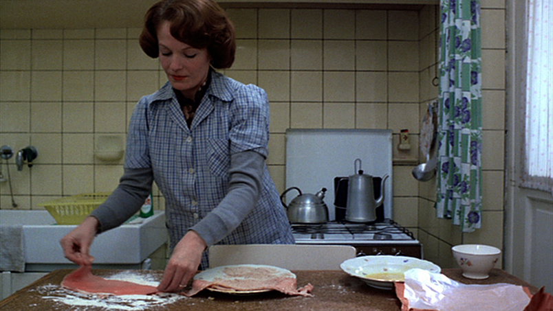 Jeanne Dielman Cooking Video Contest