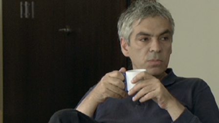 Pedro Costa and Jean-Pierre Gorin