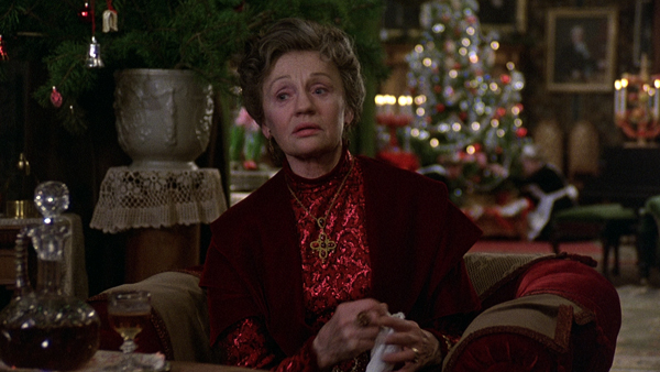 The Christmas Spirit: Gun Wållgren in Fanny and Alexander