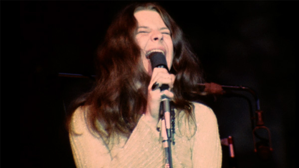 Stealing the Spotlight: One Scene from Monterey Pop