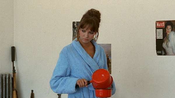 Sight & Sound Poll 2012: Pierrot le fou