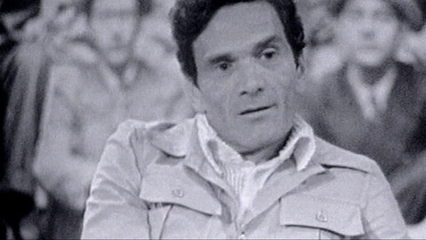 Pasolini Speaks
