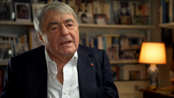 Claude Lanzmann on Shoah