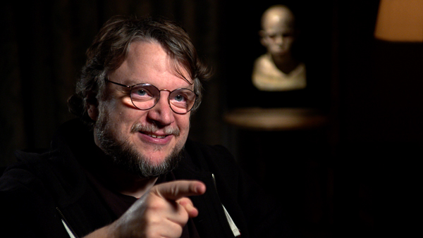 Guillermo del Toro's Ghostly Encounter