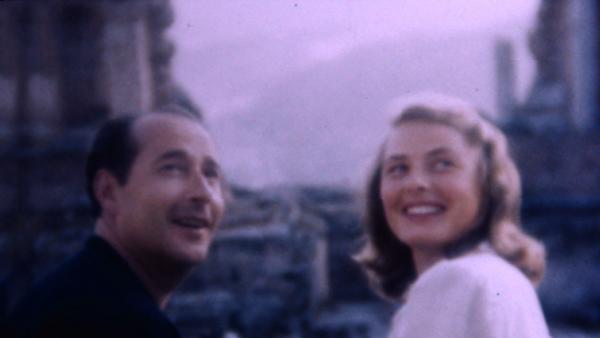 Ingrid Bergman's Stromboli Home Movies