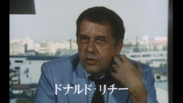 Donald Richie on Yasujiro Ozu