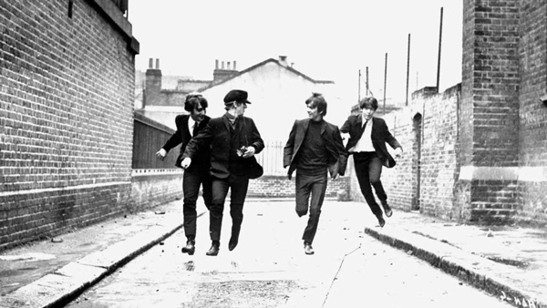 A Hard Day's Night Back in Theaters!