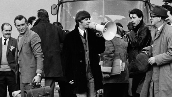 In Their Own Voices: The Beatles on A Hard Day's Night