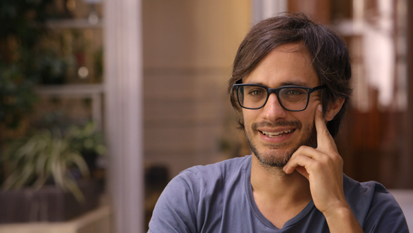 Gael García Bernal and Diego Luna on Y tu mamá también