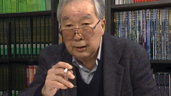Shohei Imamura on Vengeance Is Mine
