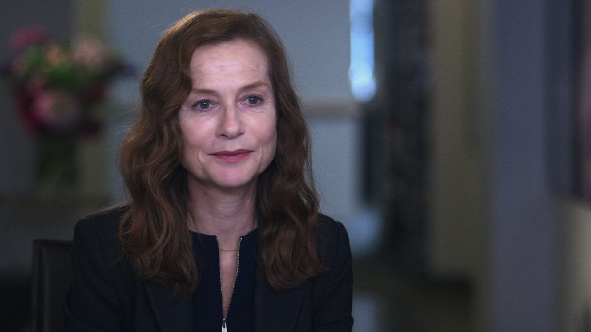 Isabelle Huppert on Jean-Luc Godard