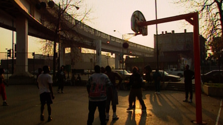hoop dreams the real thing from the current the  hoop dreams clip 1 hoop dreams clip 1