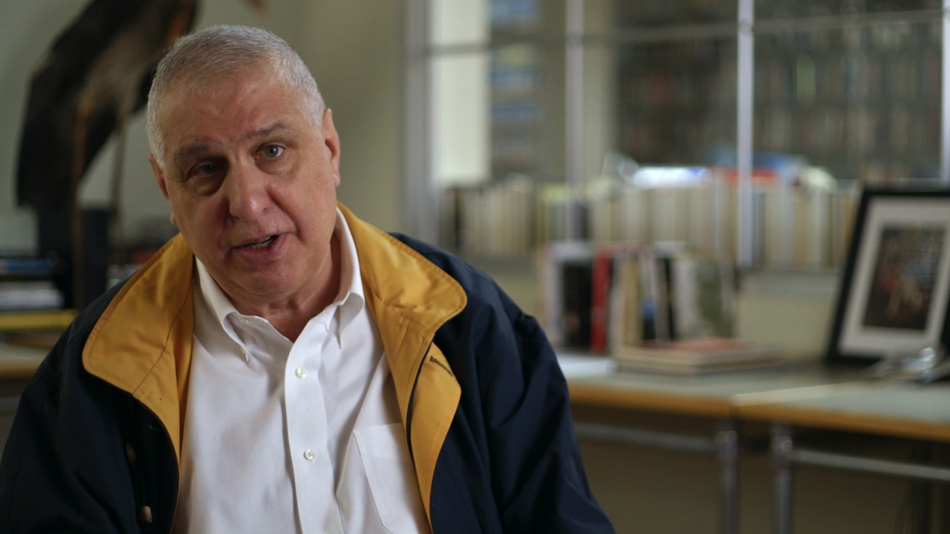Errol Morris on Gates of Heaven and Nonfiction Filmmaking