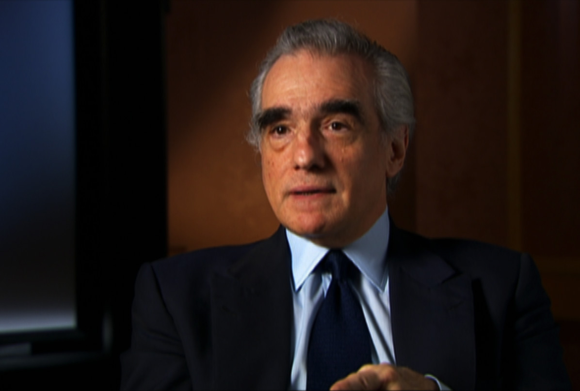 Martin Scorsese on The River