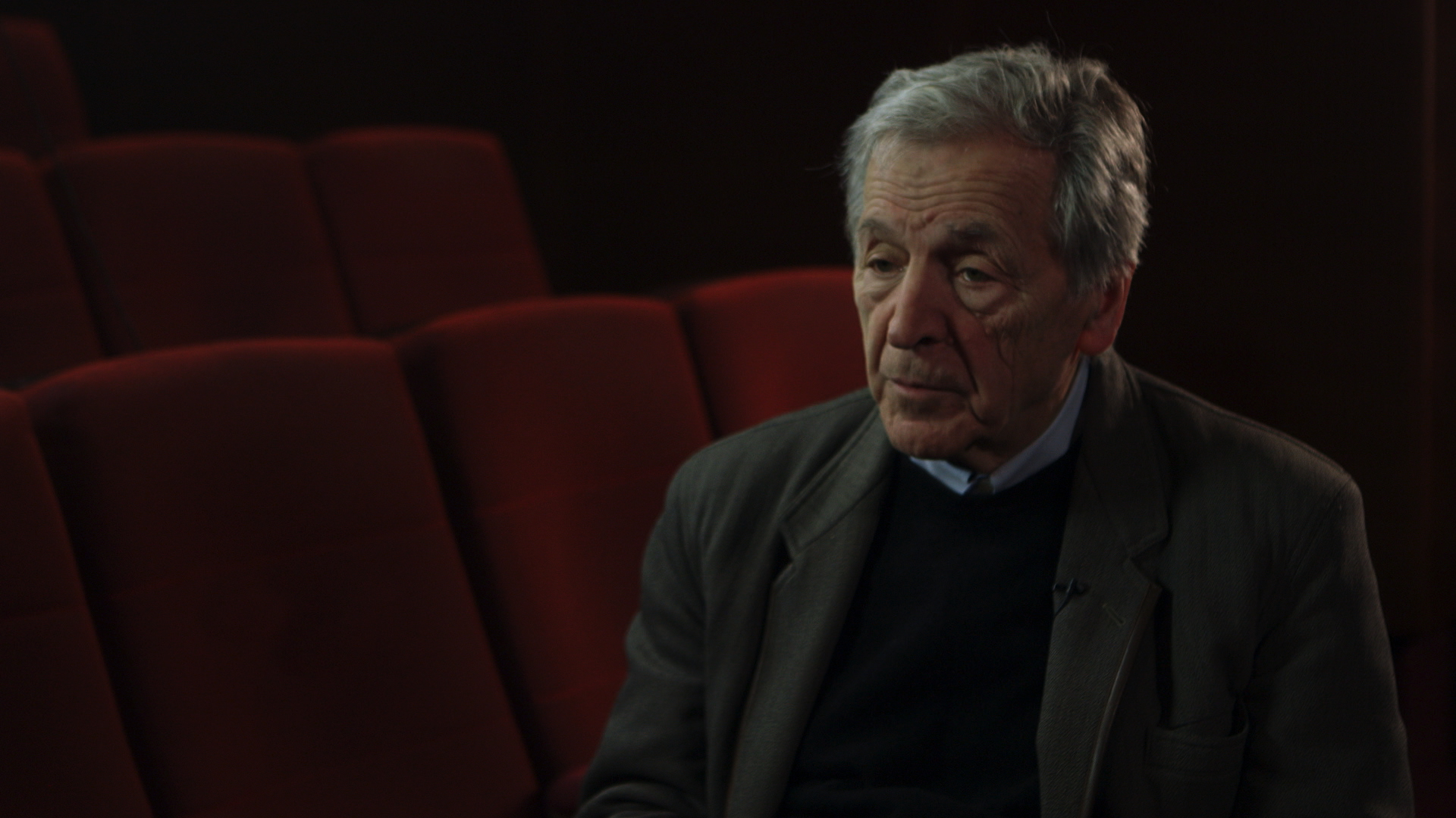 Costa-Gavras on Political Filmmaking