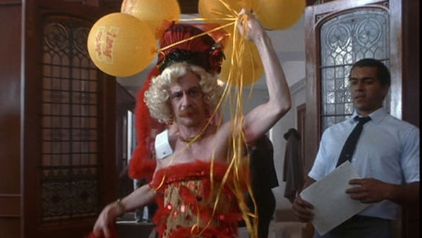 Michael's Turn: Michael Jeter in The Fisher King