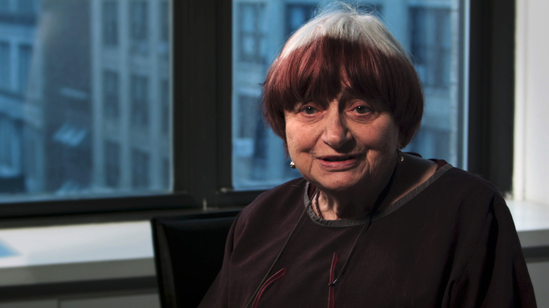 Agnès Varda on Coming to California