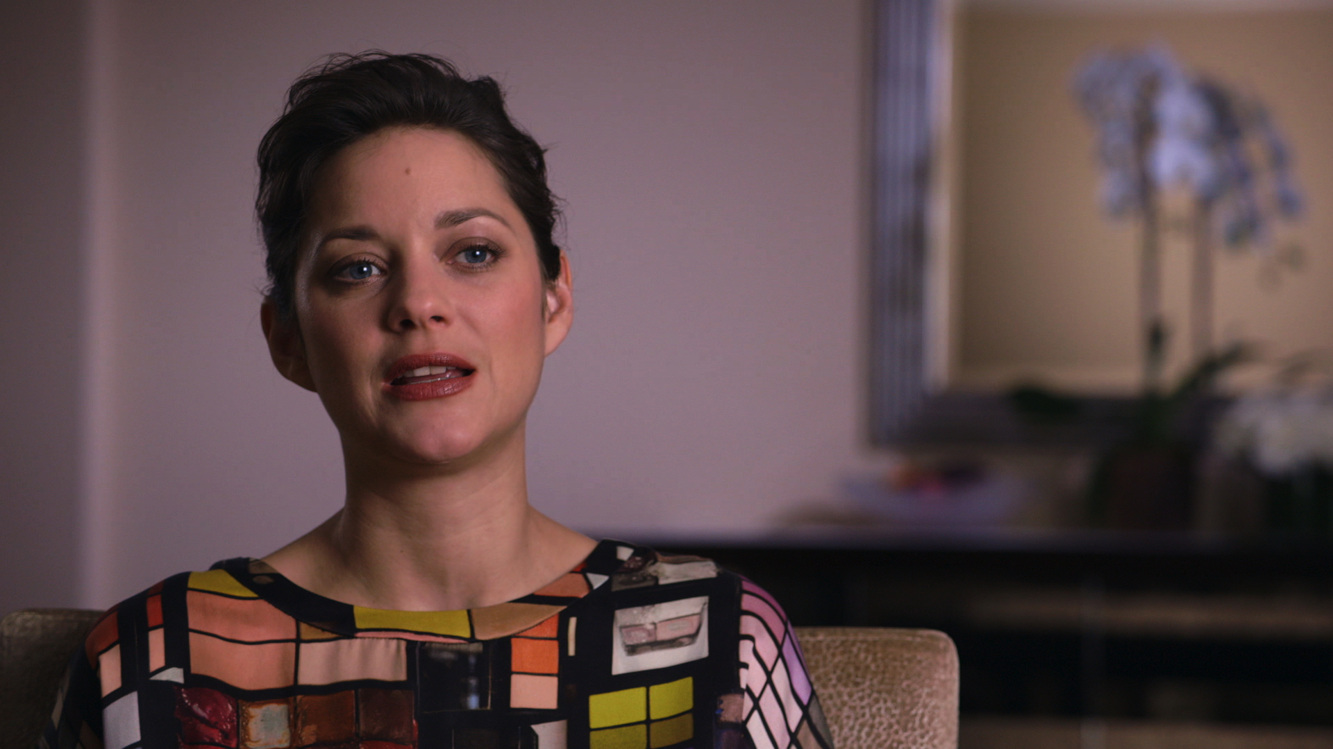 Marion Cotillard on Getting into Character for Two Days, One Night