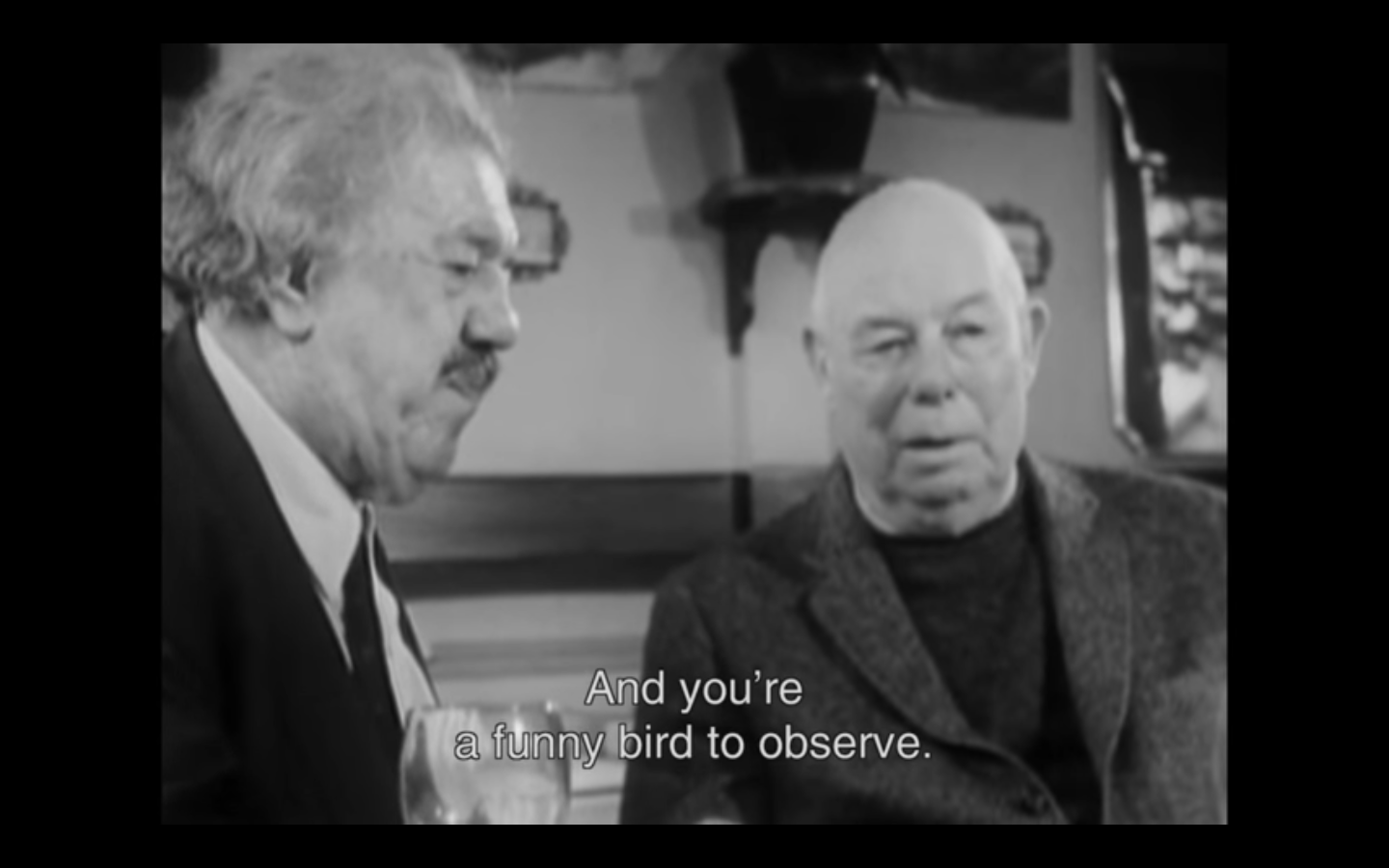 The Lifelong Friendship of Jean Renoir and Michel Simon