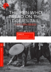 The Men Who Tread on the Tiger's Tail box cover