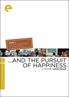 . . . And the Pursuit of Happiness box cover