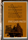 Five Easy Pieces box cover