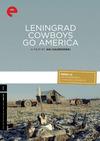 Leningrad Cowboys Go America box cover