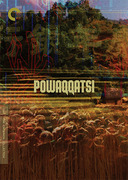 Powaqqatsi box cover