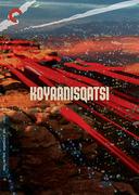 Koyaanisqatsi box cover