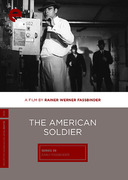 The American Soldier box cover