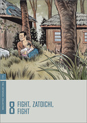 Fight, Zatoichi, Fight box cover