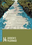 Zatoichi's Pilgrimage box cover