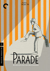 Parade box cover
