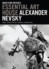 Alexander Nevsky box cover